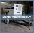 specialized equipment claims appraisals